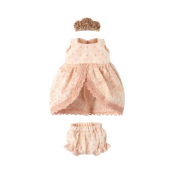 Vestido de princesa – Rabbit & Mouse – Maileg – juguetes tradicionales – Liderlamp (1)