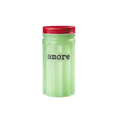 Bote de cristal - Amore - Bittossi Home - almacenaje - Funky Table - Liderlamp