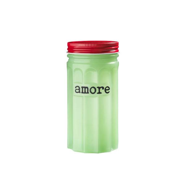 Bote de cristal – Amore – Bittossi Home – almacenaje – Funky Table – Liderlamp