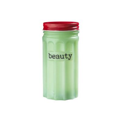 Bote de cristal - Beauty - Bitossi Home - almacenaje - Funky Table - Liderlamp