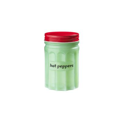 Bote de cristal - Hot Peppers - Bittossi Home - almacenaje - Funky Table