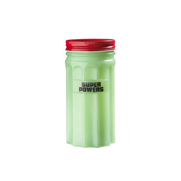 Bote de cristal – Super Powers – Bittossi Home – almacenaje – Funky Table – Liderlamp
