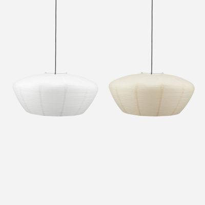Colgante Bidar grande - lampara de papel - House Doctor - Natural - Liderlamp (1)