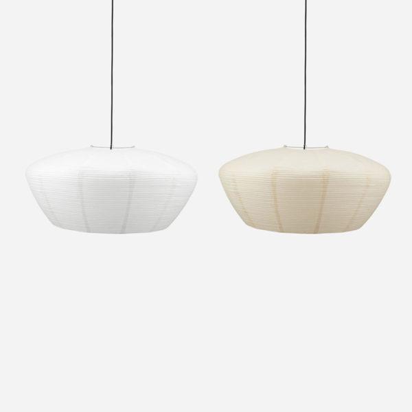 Colgante Bidar grande – lampara de papel – House Doctor – Natural – Liderlamp (1)