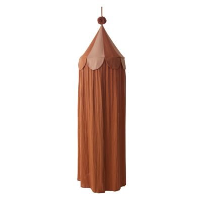 Dosel Ronja - caramelo - habitaciones infantiles - Oyoy - cabecero cuna - textil - Liderlamp