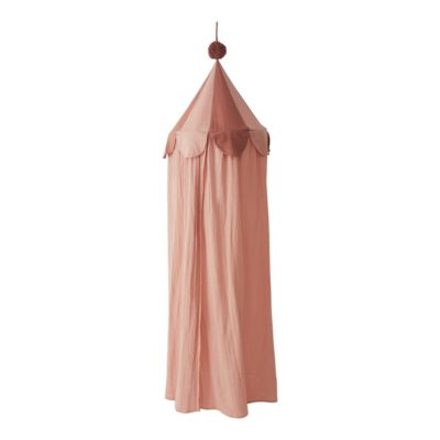 Dosel Ronja - rosa - habitaciones infantiles - Oyoy - cabecero cuna - textil - Liderlamp (1)