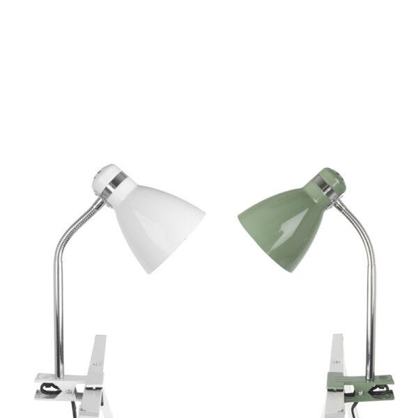 Flexo clip Study – Lampara de estudio – escritorio – metal – Leitmotiv – Liderlamp
