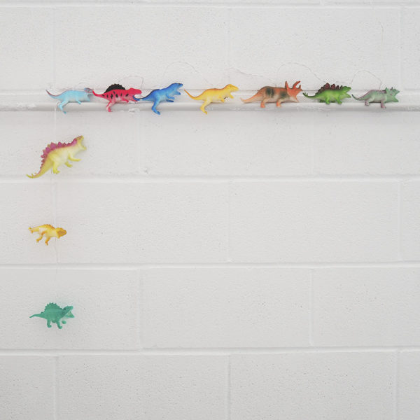 Guirnalda de luz – Dinosaurios – Animales – Disaster Design – deco infantil