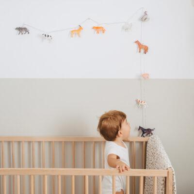 Guirnalda de luz - Granja - Animales - Disaster Design - deco infantil