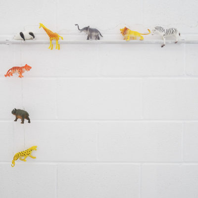 Guirnalda de luz - Safari - Animales - Disaster Design - deco infantil