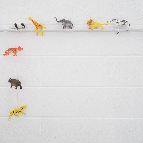 Guirnalda de luz – Safari – Animales – Disaster Design – deco infantil