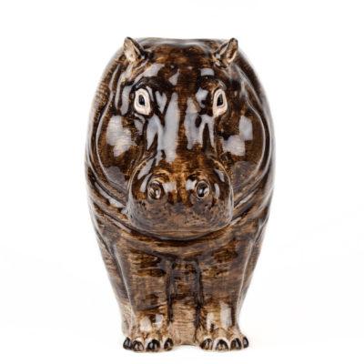 Jarron Hipo ceramica - Quail ceramics - Florero - artesanal - flores - Liderlamp (1)