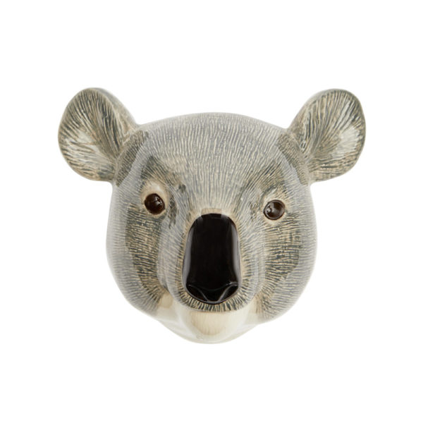 Jarron colgante Koala – Quail ceramics – Florero – artesanal – flores – Liderlamp (3)
