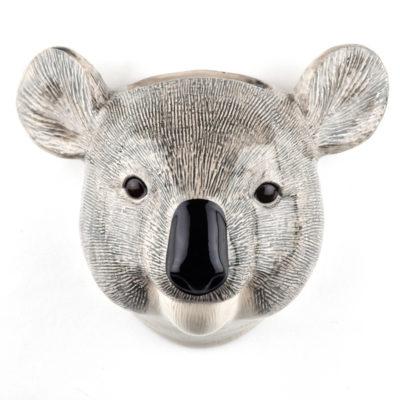 Jarron colgante Koala - small - Quail ceramics - Florero - artesanal - flores - Liderlamp (1)