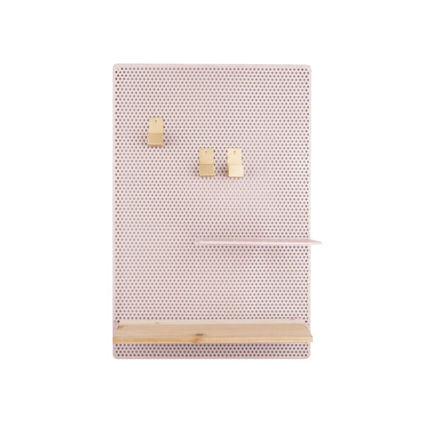 Memo board Perky - panel perforado - cocina - escritorio - jardin vertical - Liderlamp (1)