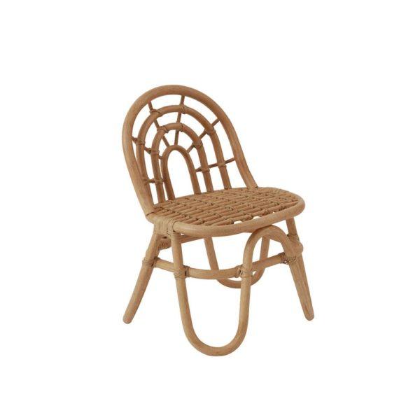 Mini silla Rainbow – habitacion ninos – silla ratan – retro – OYOY – Liderlamp (1)