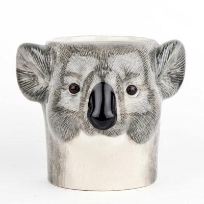 Portalapices Koala ceramica - Quail ceramics - artesanal - escritorio - Liderlamp (3).jpg