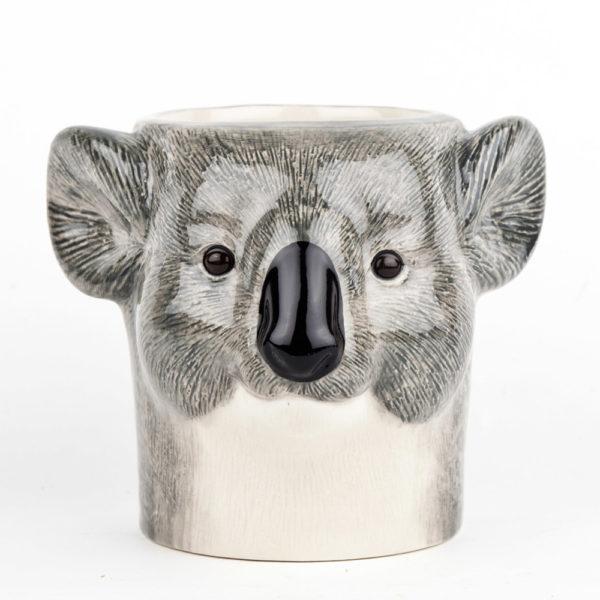 Portalapices Koala ceramica – Quail ceramics – artesanal – escritorio – Liderlamp (3).jpg