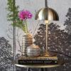 Sobremesa Bonnet – dorado – Metal – lampara auxiliar – Pressent time – Liderlamp (3)