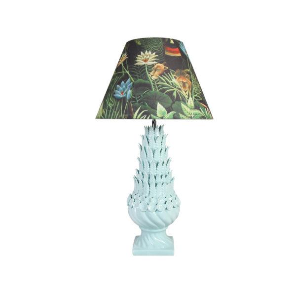 Sobremesa Henri – azul – &Klevering – Lamp Henri – Rousseau – Liderlamp