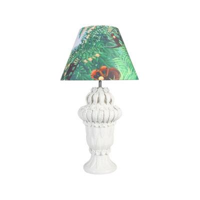 Sobremesa Henri - blanco - Klevering - Lamp Henri - Rousseau - Liderlamp