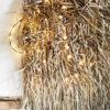Colgador de alambre – Madam Stolz – dorado – flores – corona hojas – Liderlamp (9)