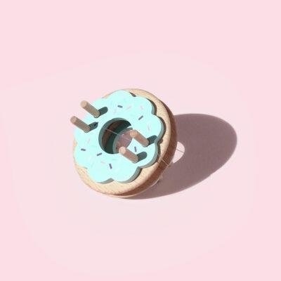 Donut para hacer pompones - manualidades - Pom Market - Liderlamp (7)