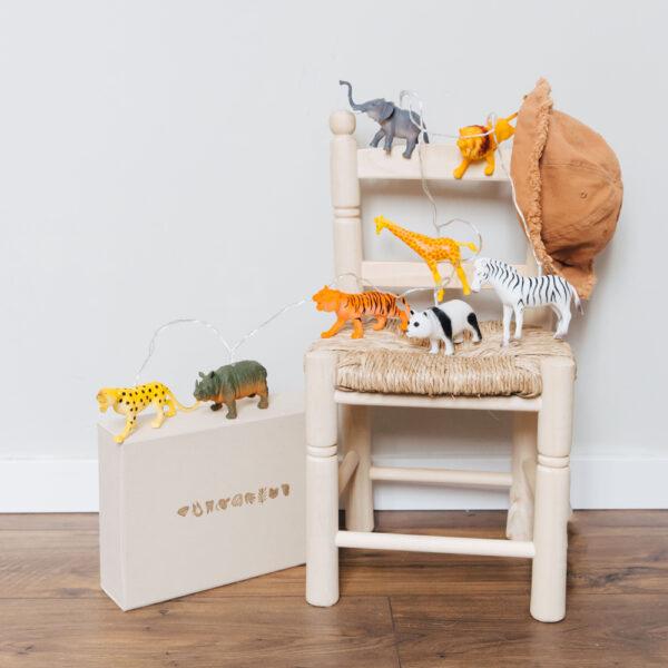 Guirnalda de luz – Safari – Animales – Disaster Design – deco infantil (2)