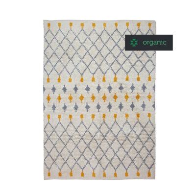 Alfombra Riad - algodon organico - lavable - Liv Interiors - geometrico - Liderlamp (1)