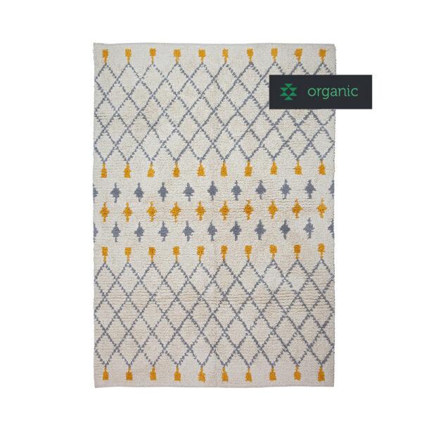 Alfombra Riad – algodon organico – lavable – Liv Interiors – geometrico – Liderlamp (1)