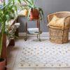 Alfombra Riad – algodon organico – lavable – Liv Interiors – geometrico – Liderlamp (4)