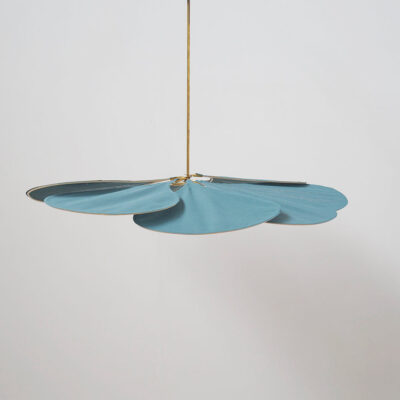 Colgante Petalo - Tempete - flor - lampara artesanal - Georges - Liderlamp (1)