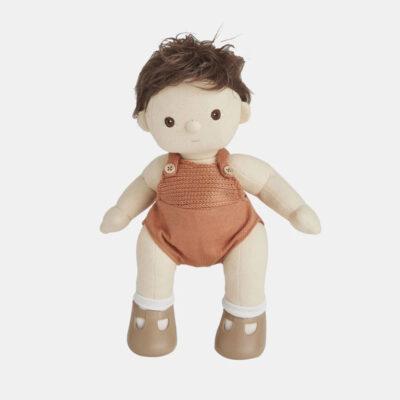 Muneco de trapo Peanuts - Dinkum doll - Olli Ella - juguetes - Liderlamp (1)