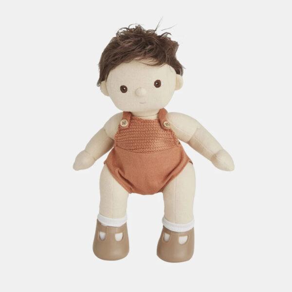 Muneco de trapo Peanuts – Dinkum doll – Olli Ella – juguetes – Liderlamp (3)