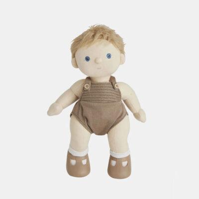 Muneco de trapo Poppet - Dinkum doll - Olli Ella - juguetes - Liderlamp (1)