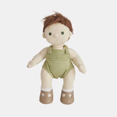 Muneco de trapo Pumkin - Dinkum doll - Olli Ella - juguetes - Liderlamp (1)