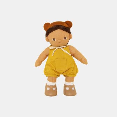 Ranita para muñeco de trapo - Olli Ella - Dinkum dolls