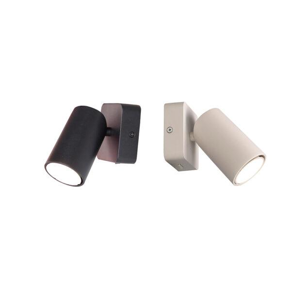 Aplique Sal - Foco orientable - Mantra iluminacion - interruptor - Liderlamp (4)