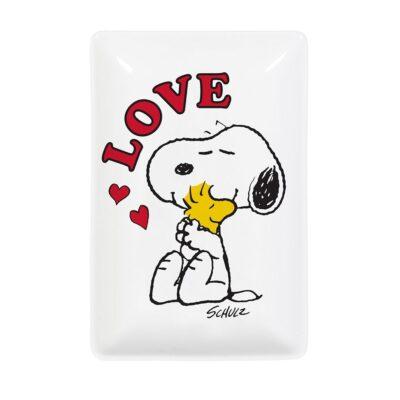 Bandeja vaciabolsillos Snoopy Love - Magpie - ceramica - Peanuts - Liderlamp (4)