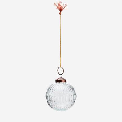 Bola colgante de cristal - adorno - bola de navidad - Madam Stoltz - Liderlamp (2)