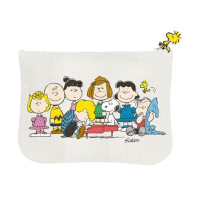 Estuche Snoopy - Gang & House - Magpie - neceser - Peanuts - Liderlamp (1)