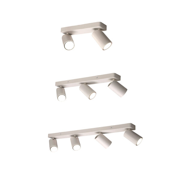 Focos Sal - regleta techo - aplique - Mantra - luz orientable