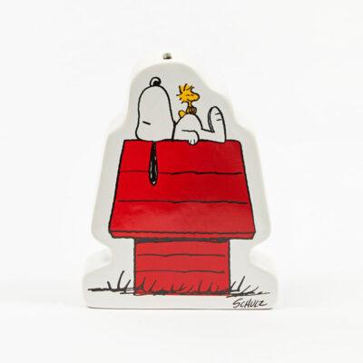 Hucha Snoopy House - Magpie - ceramica vegana - Peanuts - Liderlamp (2)