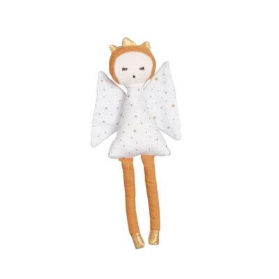 Muñeca Hada - Fabelab - sonido papel - juguete de algodón - soft toy