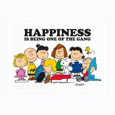 Pano de cocina - Gang - textil cocina - deco - Magpie - Peanuts - Snoopy - Liderlamp (1)