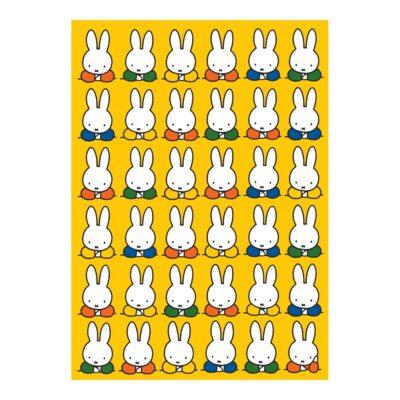 Pano de cocina - Miffy multicolor - textil cocina - Magpie - Bruna - Liderlamp (1)