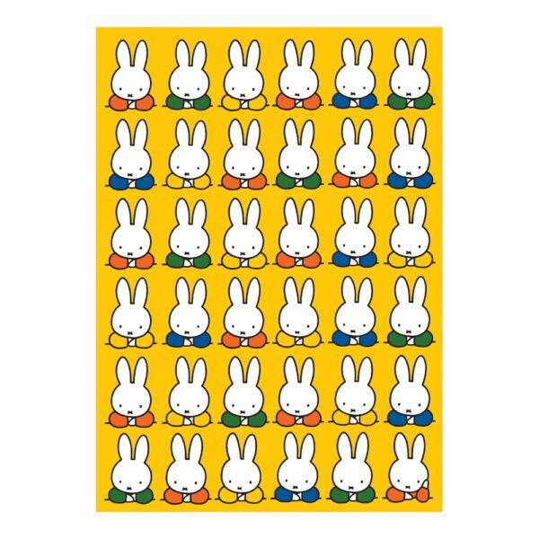 Pano de cocina – Miffy multicolor – textil cocina – Magpie – Bruna – Liderlamp (1)