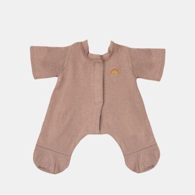 Pijama para muneco de trapo - verde - Olli Ella - Dinkum dolls - Liderlamp