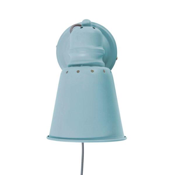 Aplique Coli – Sebra – iluminacion ninos – retro – azul y rosa – Liderlamp (1)