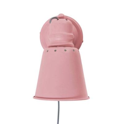 Aplique Coli - Sebra - iluminacion ninos - retro - azul y rosa - Liderlamp (2)